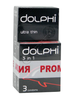 Prezervative Dolphi Ultra Thin № 12