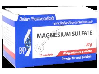 sulfat de magneziu farmacie