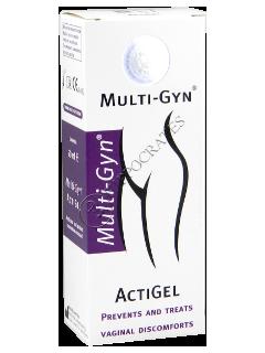 Мульти-Гин Актигель гель для  нормализизации  микрофлоры