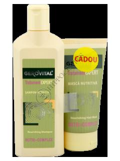 Геровитал Tratament Expert  Промо пакет шампунь питательный 250 мл+маска питательная 150 мл