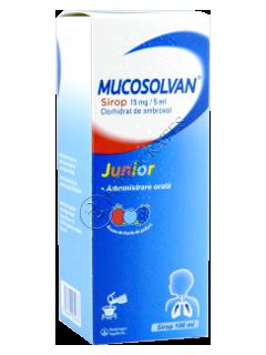 Mucosolvan Junior