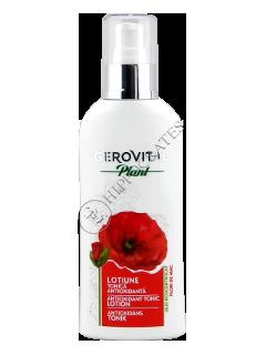 Gerovital Plant lotiune tonica antioxidanta FM (20+)