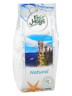 Соль д/ванн MAGIC SPA Натуральная