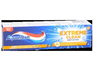 Pasta de dinti Aquafresh Extreme Clean Lasting Fresh