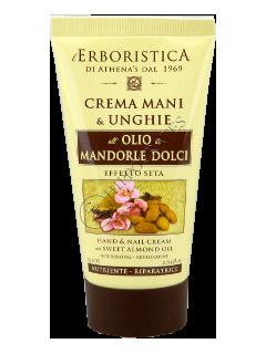 Athena's Sweet Almond Oil crema pentru maini si unghii