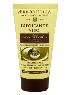 Athena's Argan Oil  Exfoliant fata