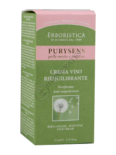 Athena's Purysens crema matifianta fata