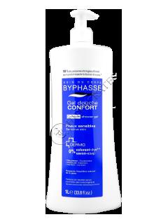 Бифаз Dermo Comfort Sensitive Гель для душа для чувствительной кожи