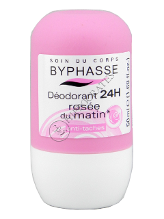 Byphasse Deodorant Roll-on 24h Rosee Du Matin