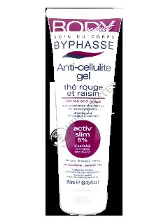 Бифаз Body Seduct Anti-Cellulite Red Tea&Grape антицеллюлитный гель