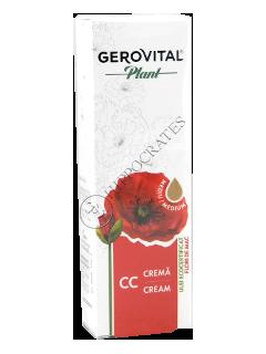 Gerovital Plant crema CC mediu