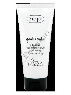Зиажа Goat`s milk микро-скраб