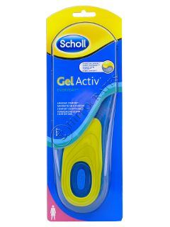 Scholl Стельки Gelactiv Every Day Women