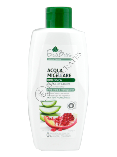 Алтадерма Ecobios Aloe_Pomegranade мицеллярная вода