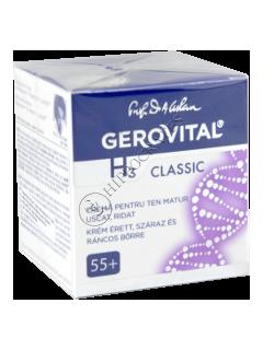 Геровитал H3 Classic крем для зрелой сухой кожи 50 мл