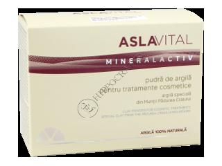Аславитал Mineralactiv глиняный порошок для косметических процедур 20 г № 10