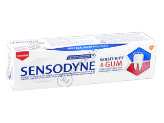 Зубная паста Sensodyne Sensitivity  GUM
