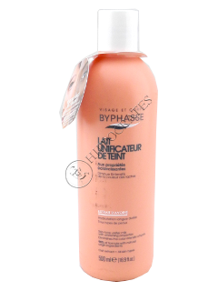 Бифаз Skin-Tone Молочко для лица и тела для отбеливания  (овсянка) 500 мл
