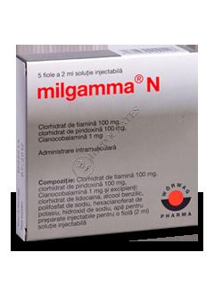 Мильгамма Н