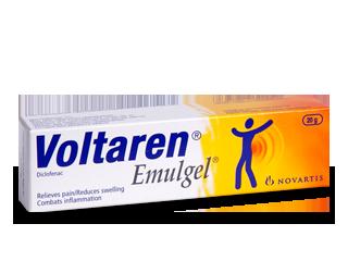Вольтарен Эмульгель