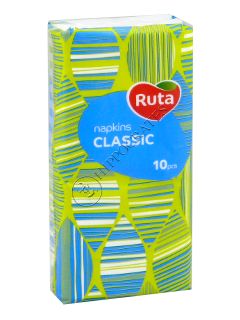 Servetele uscate RUTA CLASIC